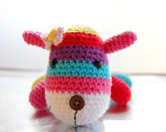 Too Cute Crochet Puppy ~ Crochet Dog ~ Toy