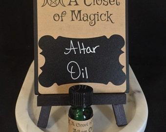 Altar Oil