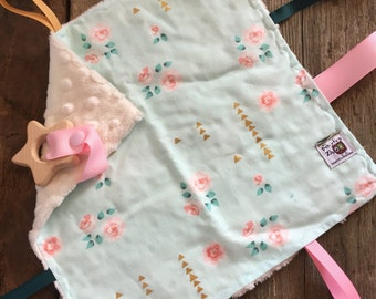 Baby Little toy blanket