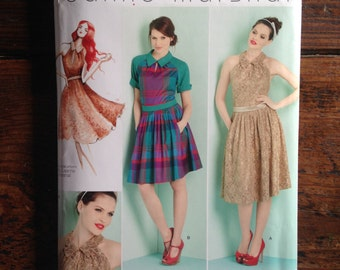 Simplicity 1755 Leanne Marshall factory folded pattern