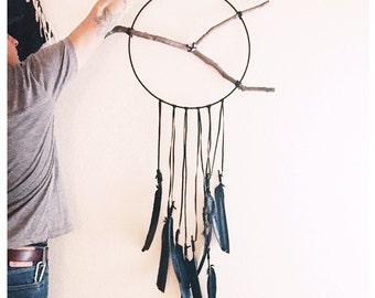 Handmade Oversized Dream Catcher