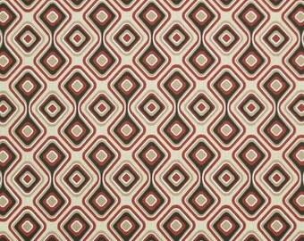 Geo Phoenix Premier Prints Fabric - One Yard -  Home Decor Fabric