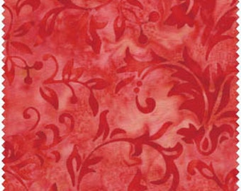 Java Batik - Fire by Galaxy (NDF1-0094) Fabric Yardage