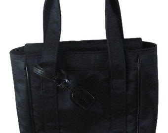 GucciSmall Black Tote Bag