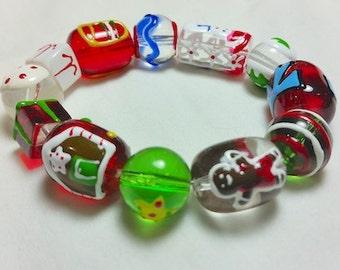 Christmas Bracelet, Christmas Gifts
