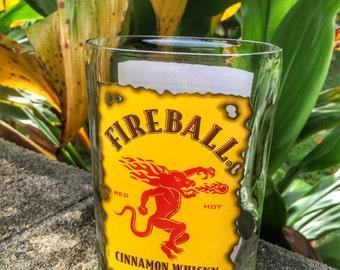 Fireball glass
