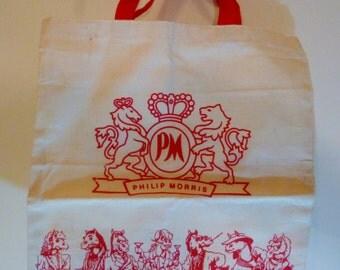 Churchill Downs, Philip Morris Canvas Tote Bag
