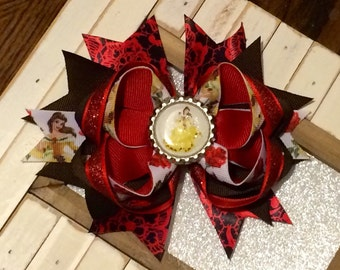 Bell big stack hairbow