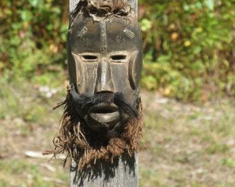 Sensational Old African Tribal Mask