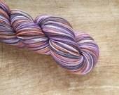 SALE Book of Shadows - superwash merino/nylon sock yarn (463 yards) fingering weight