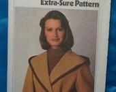Misses' Front-Wrap Jacket Pattern