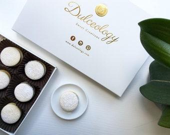 15 Dulce de Leche Alfajores in Gift Box
