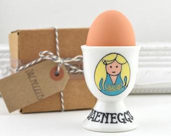 Game Of Thrones - Daeneggus Bone China Egg Cup