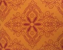Tula Pink Chipper Coordinates- Free Spirit Designer Essentials in Cadmium, Modern Quilting Cotton