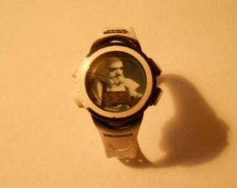star wars digital watch