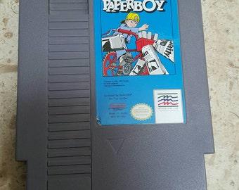 Nes - Paperboy
