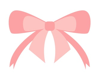 SVG Ribbon Cuttable File - INSTANT DOWNLOAD - for use with silhouette cameo, cricut, Sizzix, other machines