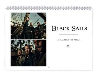 Black Sails Season3 Calendar