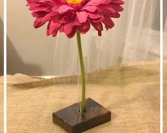 Single Flower Test Tube Vase