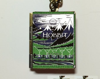 Hobbit, The - Book Cover Locket
