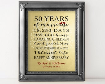 Wedding Anniversary Gift 50 Years : Ideas About 50 Years Of Marriage Gifts,Valentine Love Quotes