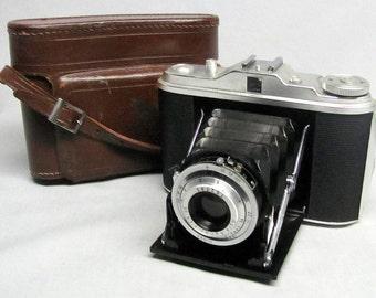 AGFA Isolette I - 120 Roll Film 6x6 Medium Format Camera w/Vario 85mm f/4.5 Lens