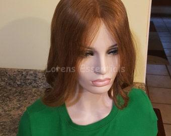 """12"""" Hair topper, European Human Hair - Lace with PU"""