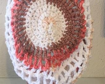 Cotton Hairnet/Snood