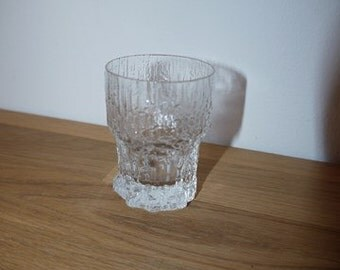 Iittala -ASLAK - Tapio Wirkkala - Snaps / shot Glass - RETRO - Finland - 60s