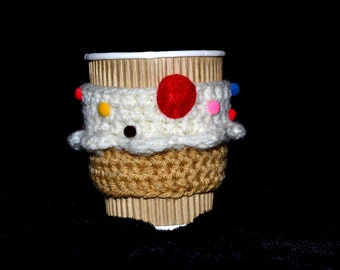 Cupcake Inspired Coffee Holder