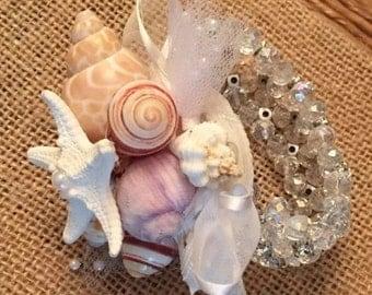 XO Bouquets diamond corsage wrist