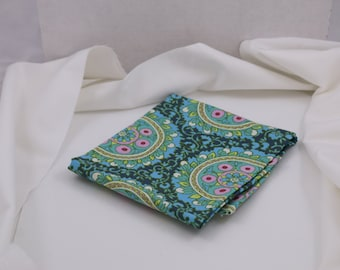 OOAK #732 - 1/2 yard - Cameo Blue Fabric by Amy Butler  #PWAB 099 - Angelica