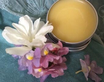 Organic Cuticle & Nail Massage Wax for Healing and Repairing