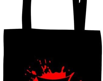 Invader Zim Logo Splat Bag