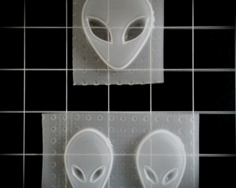 Alien Resin Mold, Different Sizes, You Choose