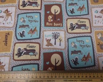 Disney's Bambi Fabric
