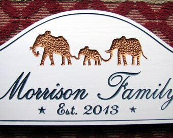 Carved Wooden Signs Last Name Family Sign Address Signs  Rustic House Sign, Rustic Wooden Signs