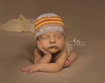 newborn prop,fall prop beanies,newborn photo fall beanies,newborn boy prop hats,boy photo props hats,RTS