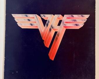 Van Halen II 2 Vintage Vinyl Record Album LP