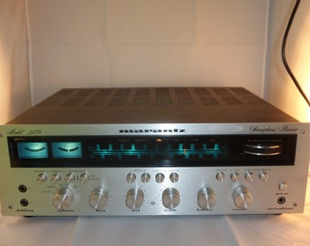 Vintage Marantz 2270 Stereophonic Receiver.