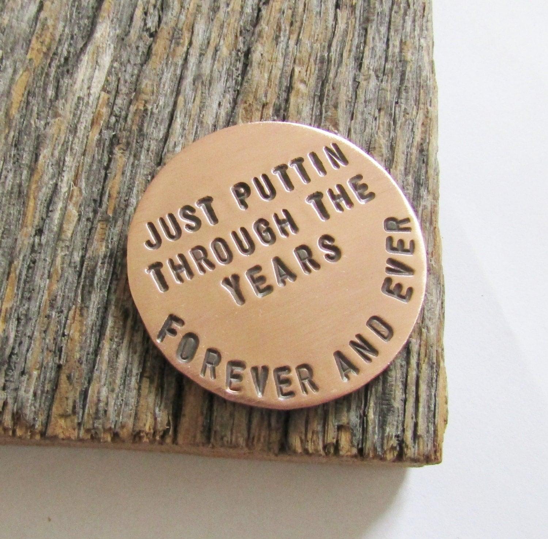 7th Wedding Anniversary Gift: Anniversary Gift Golf Gift Women 7th Anniversary Gift For Men