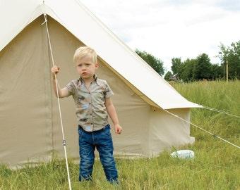 safari shirt, boys smart shirt, pdf sewing pattern. tutorial