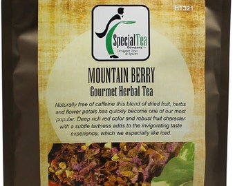 Mountain Berry Gourmet Herbal x 20 Tea Bags