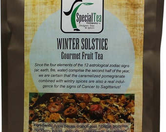 Winter Solstice Herbal Tea - 20 Tea Bags
