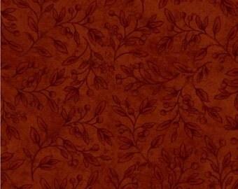 Memories of the Civil War red vine fabric