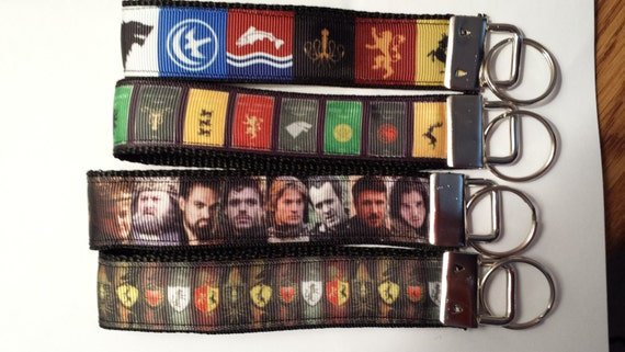 Game of Thrones Key Fobs