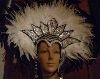 Carneval in Rio headjewellry