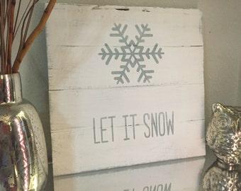 Let It Snow {Winter Favorite!}