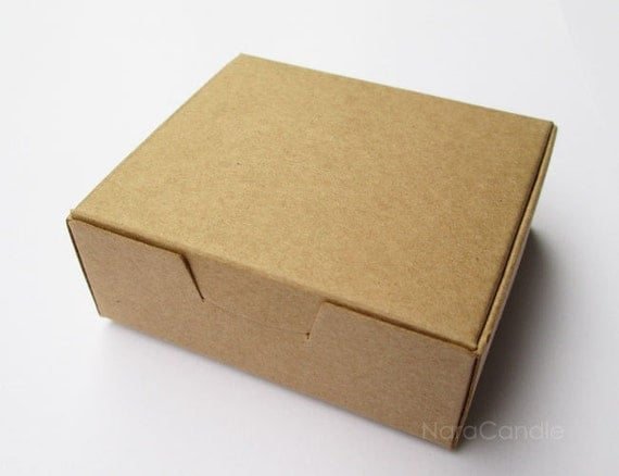 Bulk Kraft Box Small Jewelry Box Wedding Favor Box Soap Box