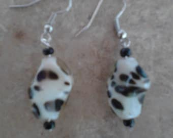 Animal-print Earrings